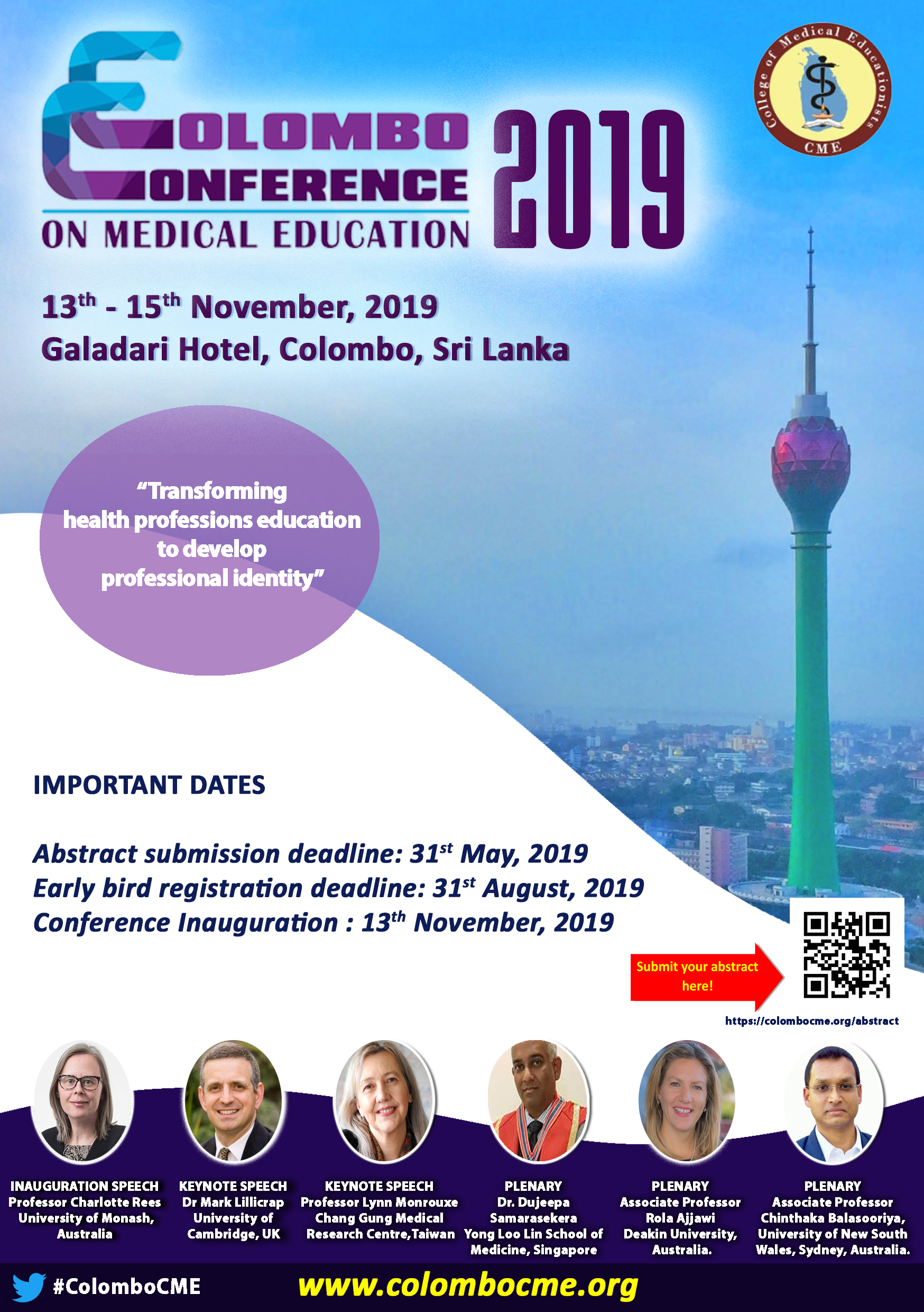 Upcoming Medical Education Conferences – ColmedEd